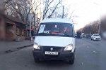Во Владикавказе за руль 105-ой маршрутки сел Дед Мороз