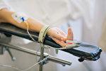 Операция по удалению злокачественной опухоли