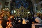 Празднование Рождества Христова в Белоруссии