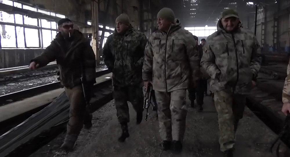 В «ДНР» встречают непредвиденного гостя— Саммит самопровозглашенных