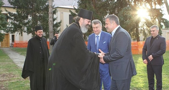 Анатолий Бибилов прибыл в Республику Сербскую