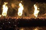 Ночь и пламя: как изгоняли демонов в японском Куруме