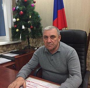 Дзауы районы администрацийы сæрдар Макъоты Уырызмæг