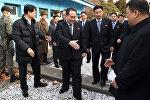 Встреча делегаций Южной и Северной Кореи