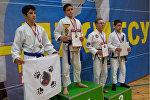 Сборная Северной Осетии завоевала 6 наград на первенстве России по джиу-джитсу
