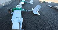 Беспилотники, участвовавшие в атаке на российские военные объекты в Сирии
