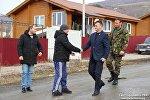 Петр Гассиев: партия Единая Осетия и дальше будет помогать малоимущим и многодетным семьям Республики