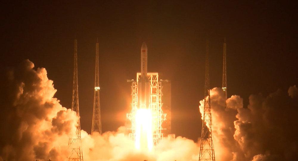 КНР  удачно  вывел наорбиту Земли два навигационных спутника BeiDou