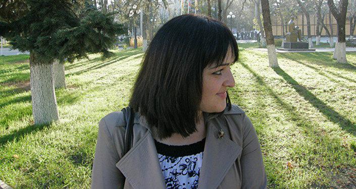 Зарина Санакоева
