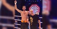 Боксер Сармат Тадтаев одержал победу в Китае
