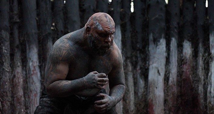 Кадр из фильма Скиф