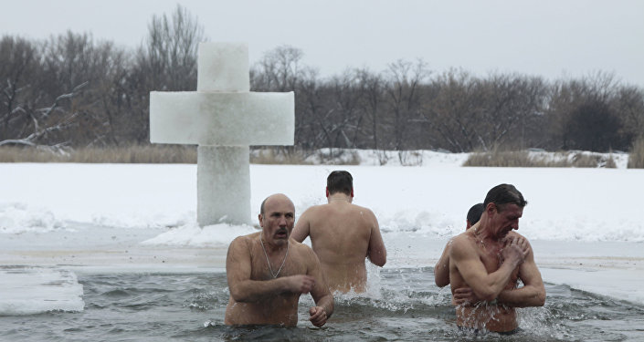 Празднование Крещения