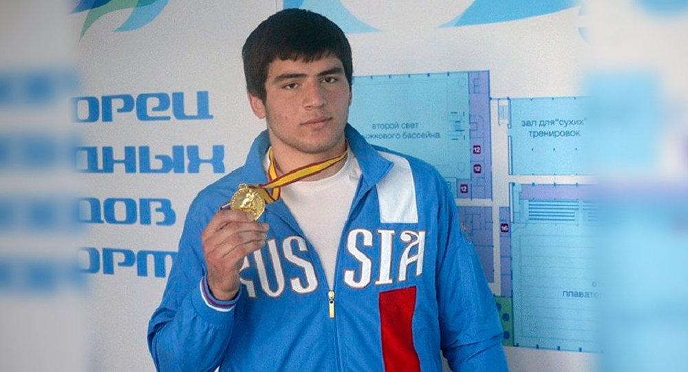 Дзюдоист Аслан Джиоев стал победителем турнира в Уфе