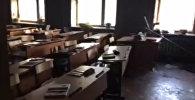 Кадры из школы в Улан-Удэ, на которую было совершено нападение