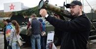 Закрытие Международного военно-технического форума Армия-2016