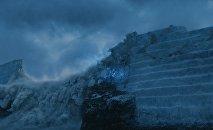 Стена из сериала Игра престолов