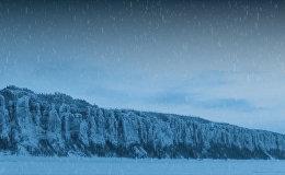 Как в Игре престолов: уникальная горная стена в Якутии