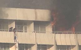 Захват отеля в Кабуле: люди спасались через окна