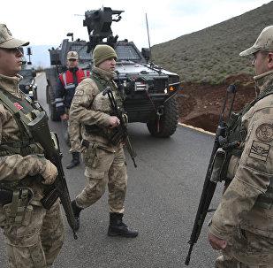 военные действия в Африне