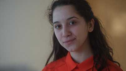 Лана Плиева - участница второго сезона проекта Ты супер!