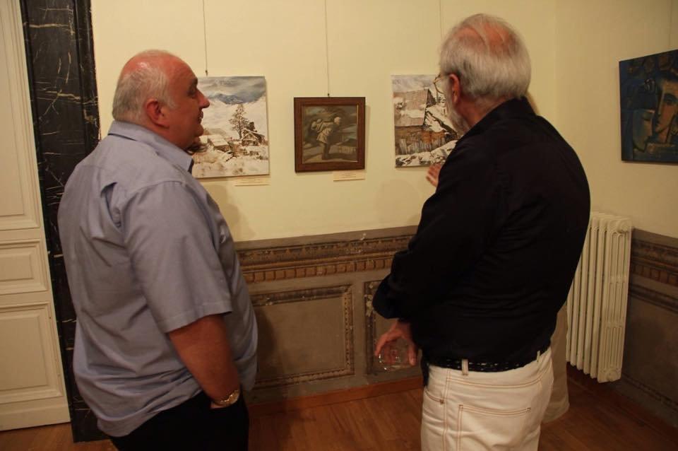 Выставка Атриум в Риме