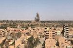 Ситуация в районе Дейр-эз-Зора