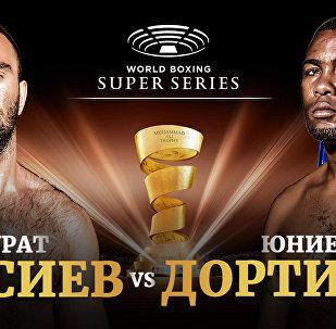 На ринге в Сочи сойдутся одни из самых сильных боксеров мира