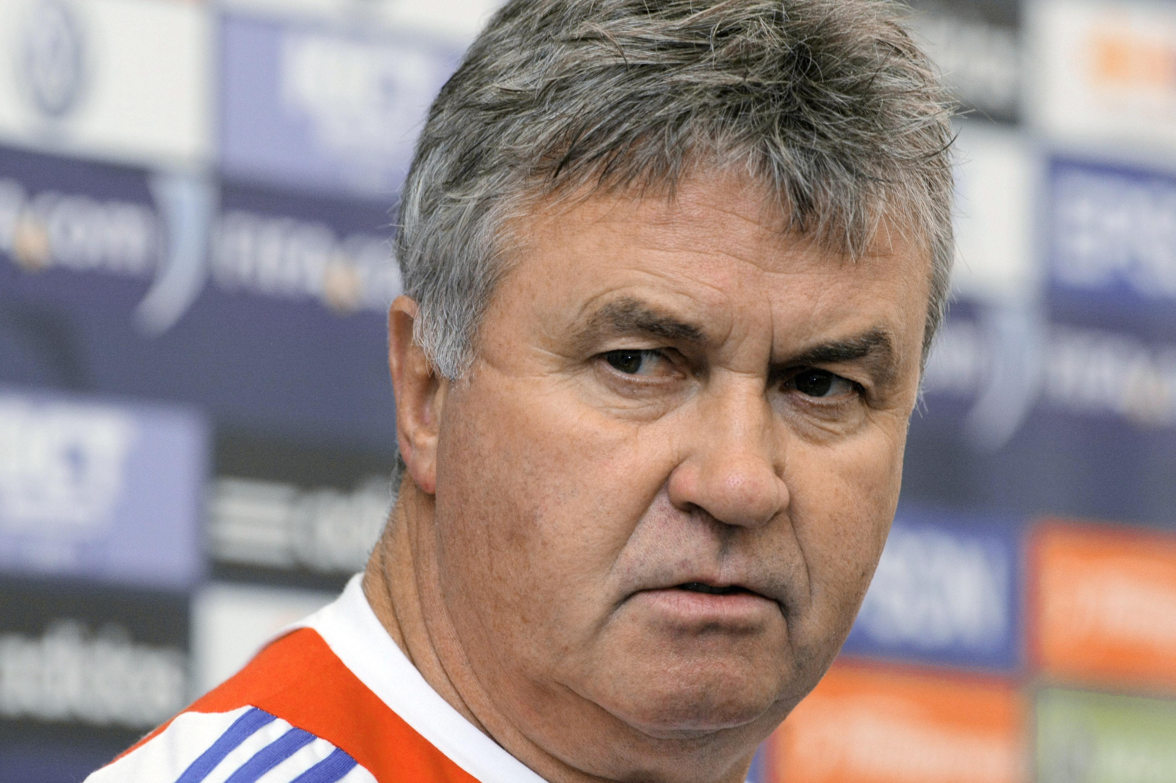 Гус Хиддинк в 2006 году вывел сборную Австралии в 1/8 финала чемпионата мира, а сборную России привел к бронзе ЧЕ-2008