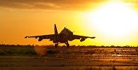 Боевая работа российских Су-25 с базы Хмеймим в сопровождении сирийских МиГ-29
