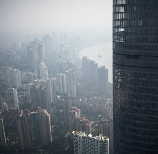 Города мира. Шанхай
