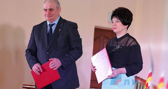 Хуссар Ир æмæ Луганск бафыстой экономикон æмгуыстады сразыдзинад