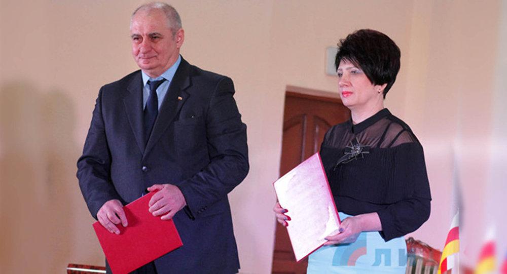 ЛНР иЮжная Осетия подписали соглашение осотрудничестве вэкономике