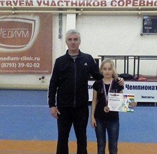 Джиголаты Аланæ, ЦКФЗ бронзæйон призер