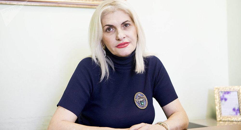 Нонна Мкртчян