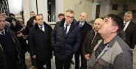 Делегация из России побывала на объектах в Южной Осетии
