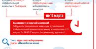 Как выбрать президента РФ за границей