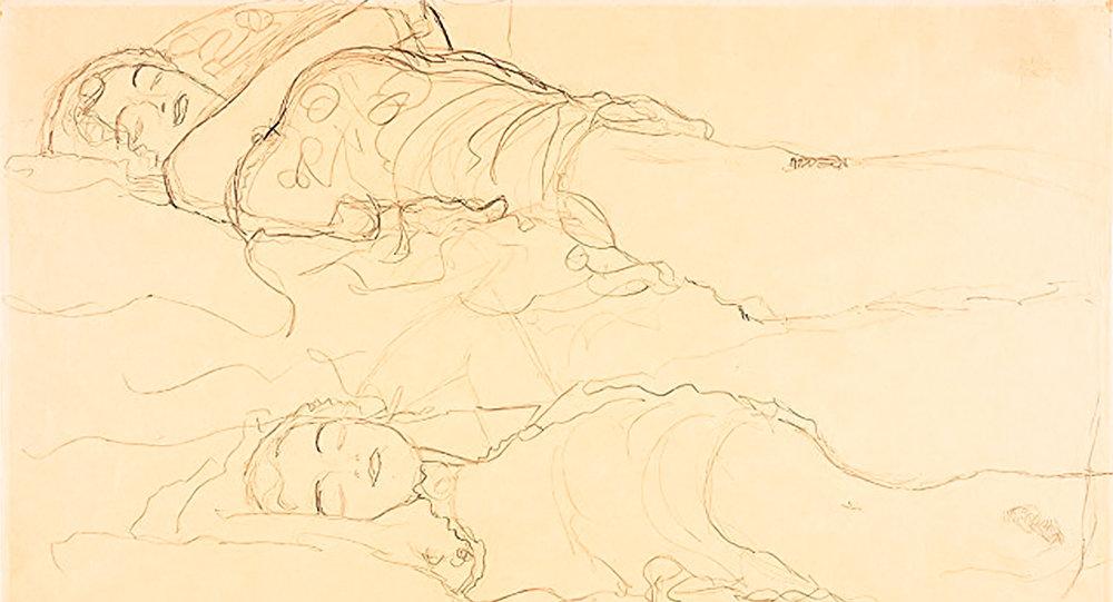 В шкафу у австрийской пенсионерки нашли утерянную картину Климта