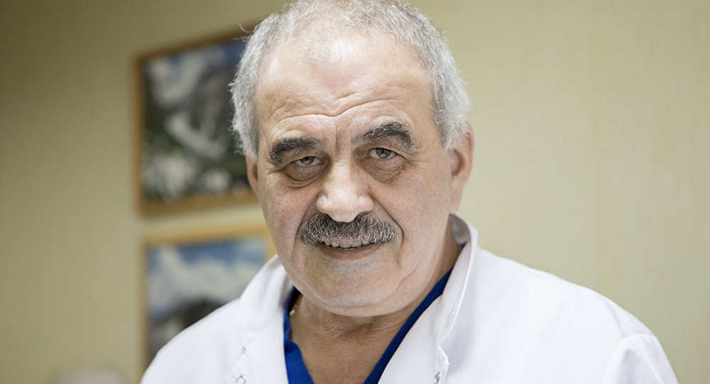 Григорий Кулиджанов