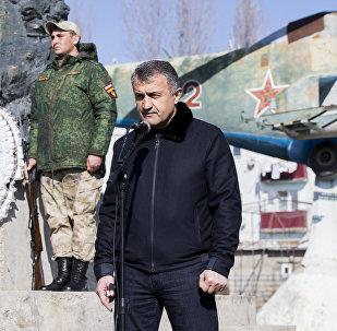 Митинг в честь дня вывода советских войск из Афганистана