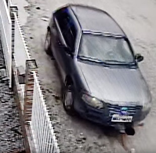 Мужчина переехал своего племянника на автомобиле