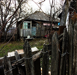Дом Залины Алборовой