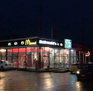 Вкус свободы: Макдональдс открылся Мосуле