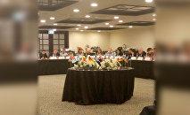 Конференция СМИ в Тель-Авиве