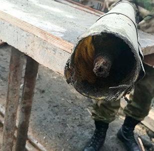 Взрывотехники ОМОНа Росгвардии обезвредили опасный боеприпас