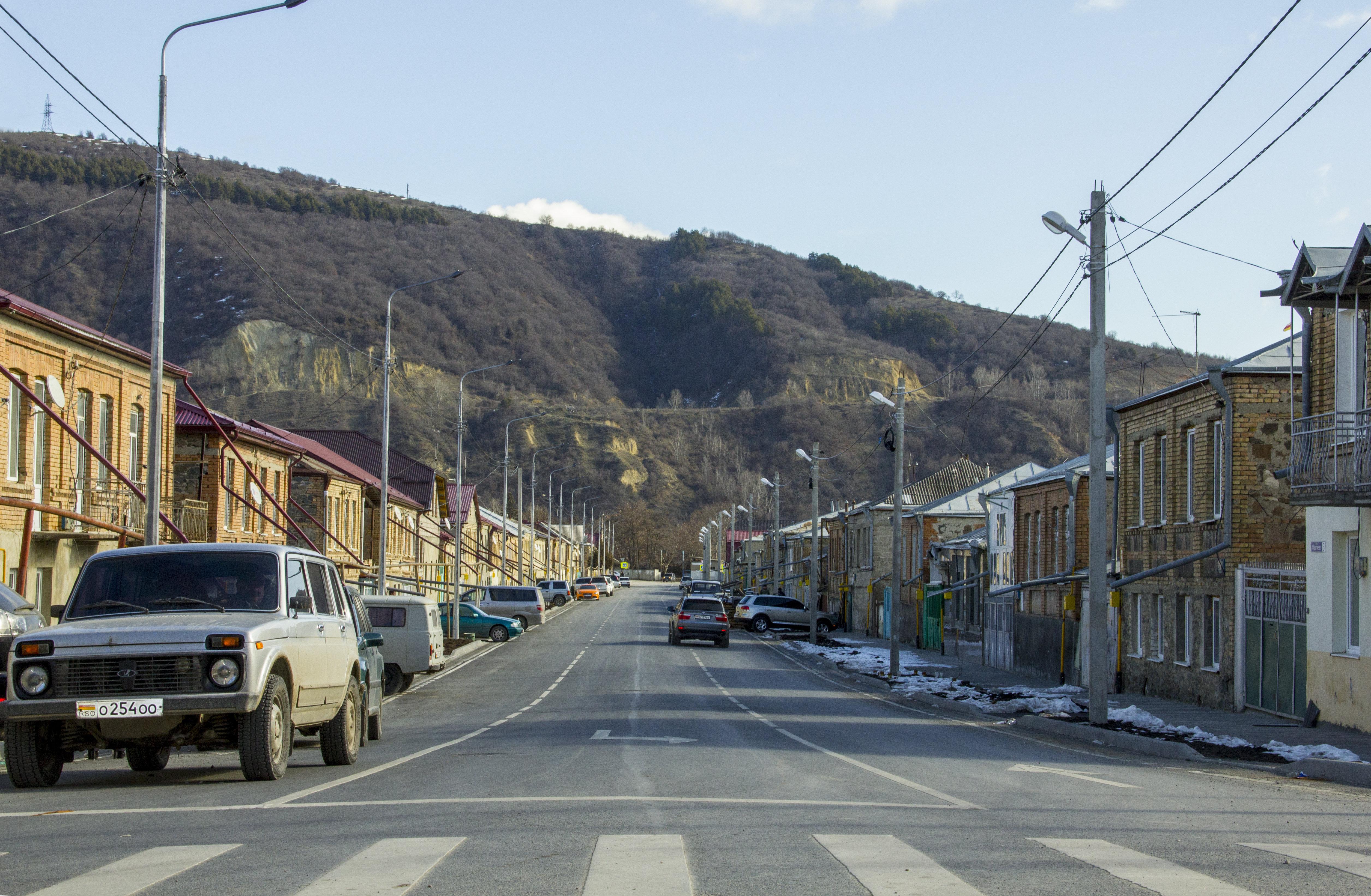 Улица Ацамаза Маргиева