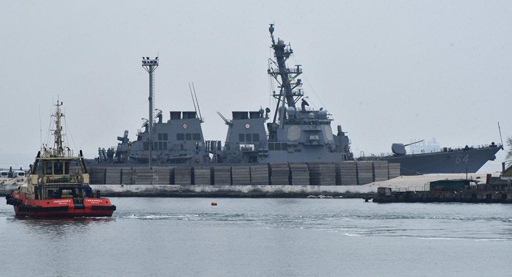США наращивают присутствие вЧерном море для противодействия России