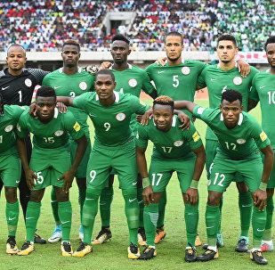 Сборная Нигерии по футболу, архивное фото
