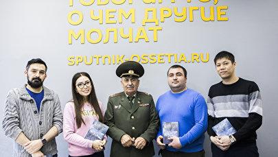 Валиев Гайоз Ильич - автор и составитель книги Большая трагедия маленького народа
