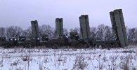 В Ростовской области зенитчики ЮВО учились уничтожать воздушные цели условного противника