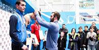 Мурат Гассиев посетил первенство СКФО во Владикавказе